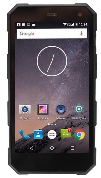 Смартфон Sigma mobile X-treme PQ24 Dual Sim Black