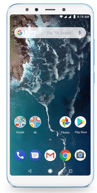 Смартфон Xiaomi Mi A2 4/32GB Dual Sim EU Blue_