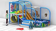 Детский игровой лабиринт «Рыбка», фото 1