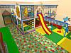 Детский игровой лабиринт 9.56 с горкой