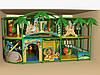 Детский игровой лабиринт Мадагаскар