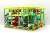 Детский игровой лабиринт 6.5х6х4