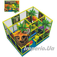 Детская игровая комната (лабиринт) 2