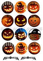Хеллоуин маффин