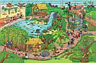 Міні Зоопарк! Віммельбух Каролін Ґьортлер, фото 4