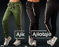 0702a2e5 Спортивные штаны женские с манжетами в Украине. Сравнить цены ...