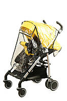 Дождевик универсальный Ok Style на прогулочную коляску, фото 1
