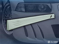 Боковые накладки на пороги для BMW E30