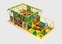 Детский игровой лабиринт ЛК-9.21