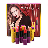 Набор помад  Maybelline Lip Seduction lipstick High-Coverage Creamy, фото 1