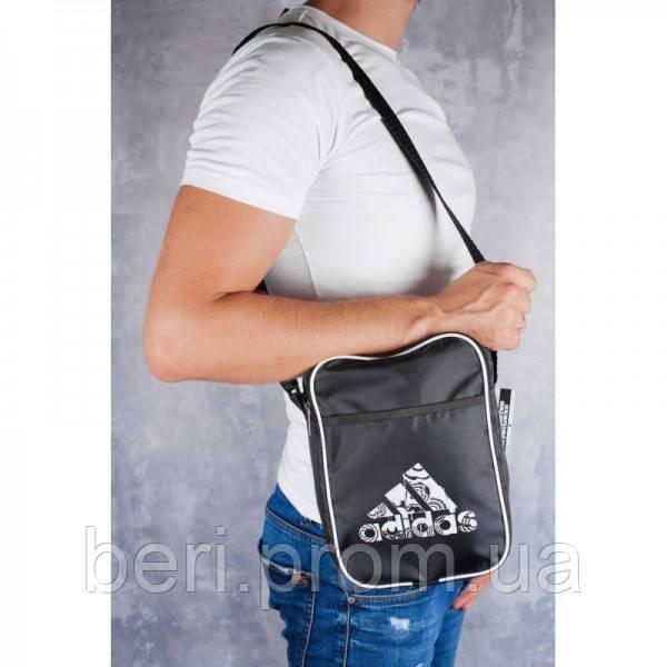 Сумка на плечо Adidas LDA 41-4 черный 615