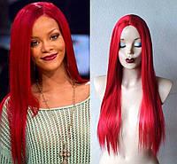 Парики без челки длинный ровные парик красный ровный черные парики карнавальный хелоуин ведьма карнавальные