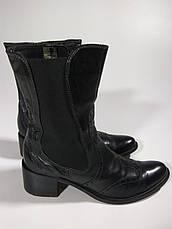Сапоги демисезон 39 размер женские бренд ZERODB (Германия), фото 2