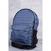 Рюкзак Reebok Bgz 159-4 темно синий