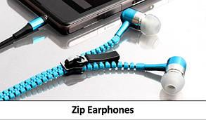 Наушники-молния Zipper earhones, фото 3