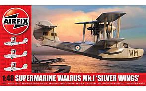 Supermarine Walrus Mk.1 'Silver Wings'. 1/48 AIRFIX A09187
