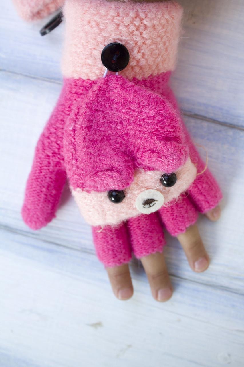 Детская перчатка-митенка