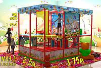 """Детский игровой лабиринт """"Карапузик"""" 3,75x2,5x2,8 м., фото 1"""