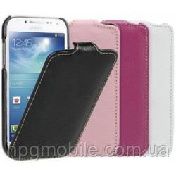 Чехол для Samsung Galaxy S4 Mini i9190, 9192 (2013) - Melkco Jacka leather