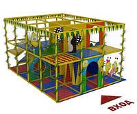 Детский игровой лабиринт ЛК-9.38