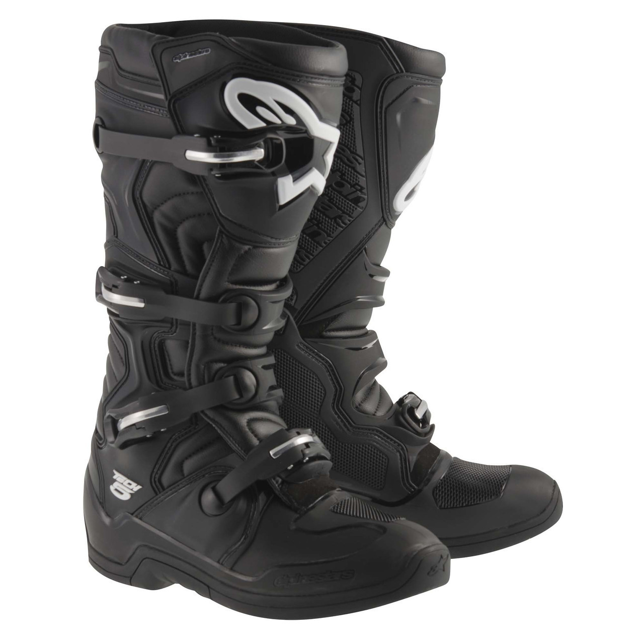 "Мотоботы Alpinestars Tech 5 ""45"" black"