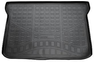 Коврик в багажник для Lifan X50 (15-) полиуретановый NPA00-T51-750