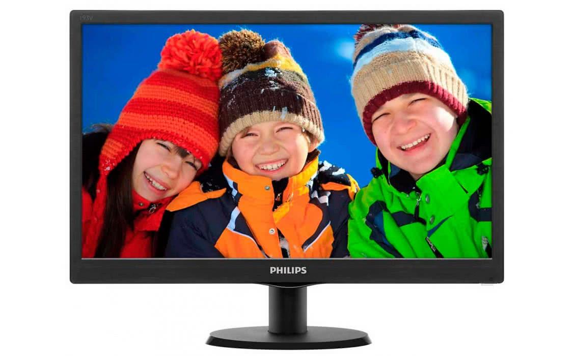 """Монитор Philips 19"""" 193V5LSB2"""
