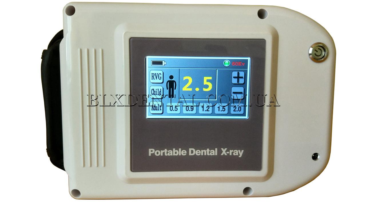 BLE plus рентген аппарат стоматологический портативный
