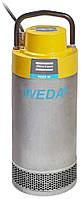 Погружной дренажный насос Varisco (Италия) - Atlas Copco (Швеция) WEDA 50L Низкий напор/высокая производительн