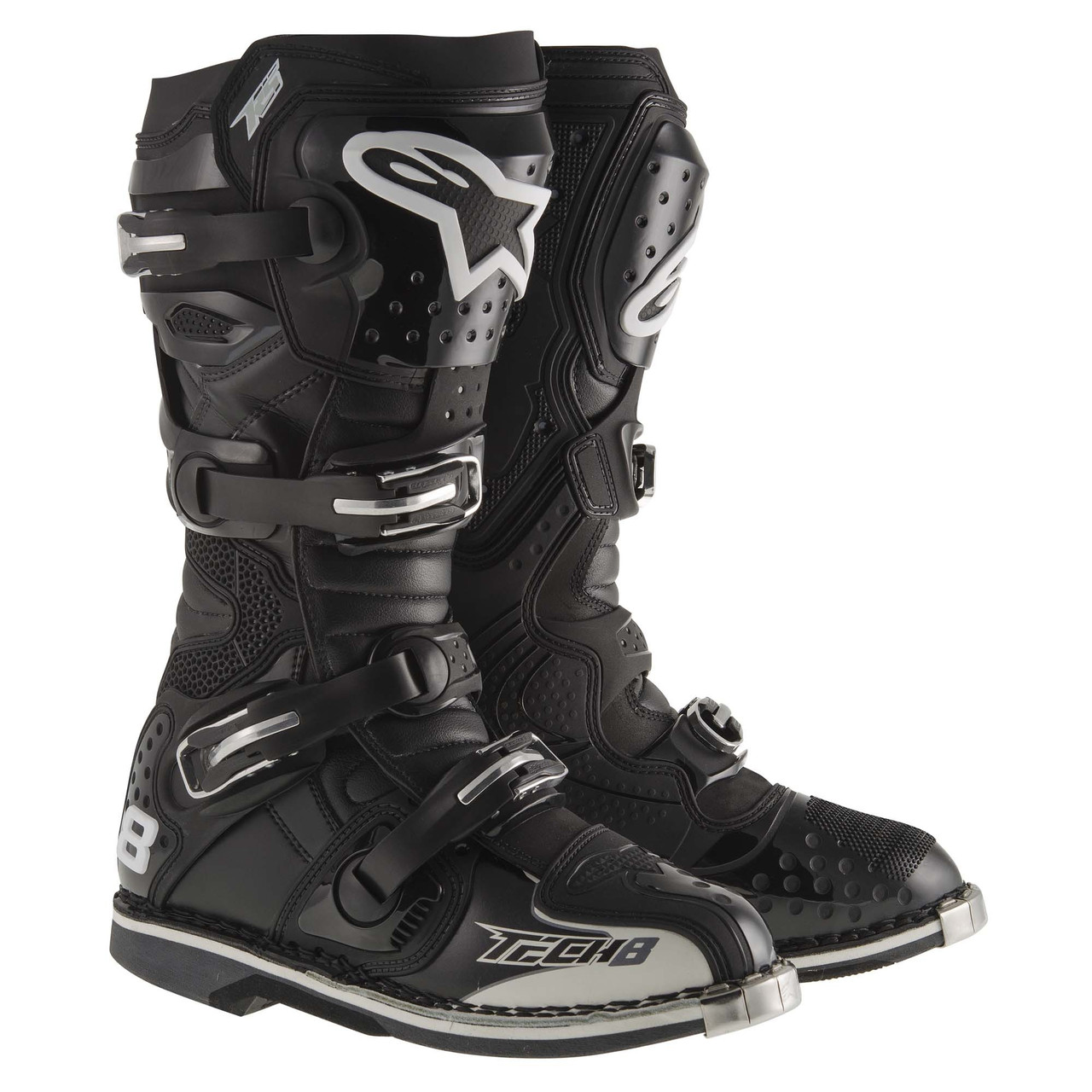 "Мотоботы Alpinestars Tech 8 RS ""43"" black"