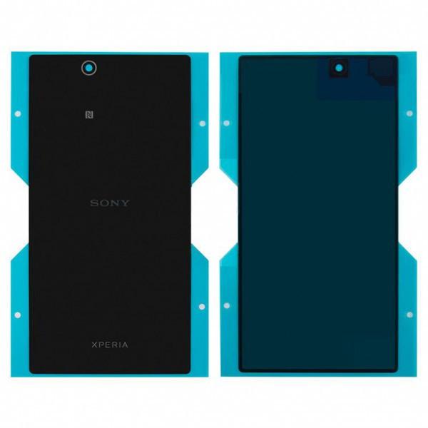 Задняя крышка для Sony C6802 Xperia Z Ultra XL39h/C6806/C6833, черная