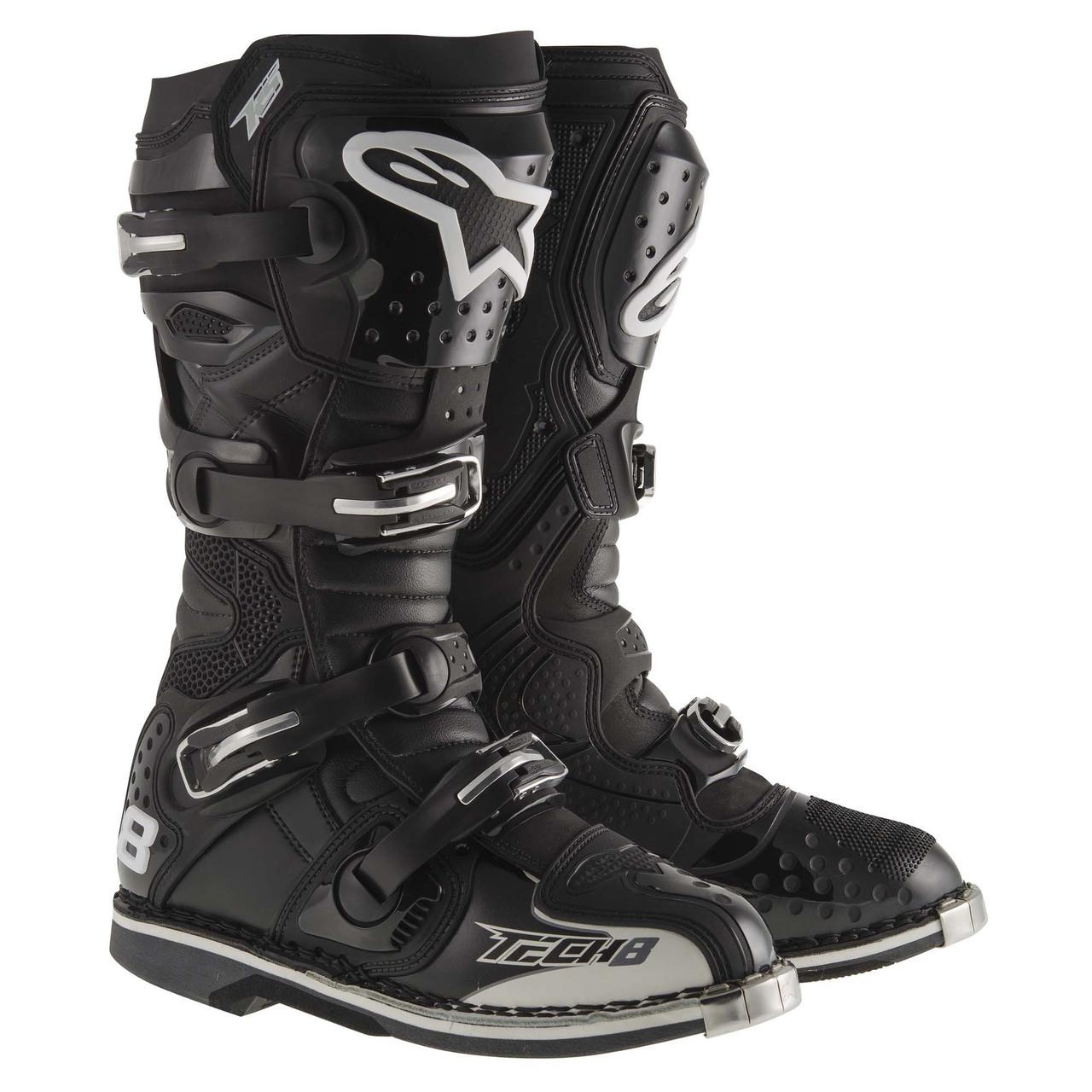 "Мотоботы Alpinestars Tech 8 RS ""45"" black"