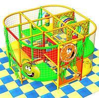 Детский игровой лабиринт «Апельсинка-2», 3*3 клетки, фото 1