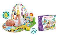 Дитячий килимок для малюків з піаніно