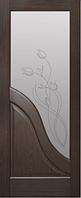Двери межкомнатные Габриэла со стеклом  Омис