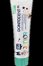 Детская зубная паста (от 6 лет) Dontodent Junior Zahnpaste, 100 мл