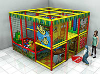 """Детский игровой лабиринт """"Жук"""", фото 1"""