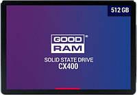 SATA-SSD-TLC 512GB GoodRAM CX400 (SSDPR-CX400-512)