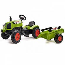 Педальний Трактор з причепом Falk 2041С