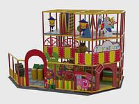 Детский игровой лабиринт История Игрушек