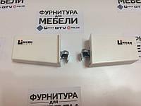Навес  Linken System с заглушками (прав+лев)  Белый