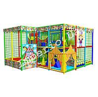 Детский игровой лабиринт «Акробат», 4*4 клетки, фото 1