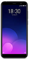 Смартфон Meizu M6T 3/32Gb Black Global Version Оригинал Гарантия 3 месяца / 12 месяцев