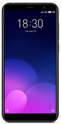 Смартфон Meizu M6T 32Gb Black Global Version Оригинал Гарантия 3 месяца / 12 месяцев, фото 2