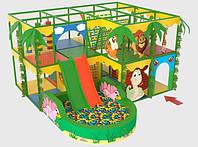 Детский игровой лабиринт ЛК-9.39