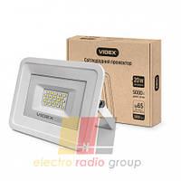 LED прожектор VIDEX 20W 5000K 220V (VL-Fe205W)