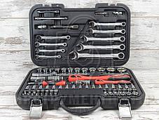 Набор инструмента Intertool ET-6082 (82 предмета)