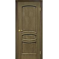 Дверное полотно шпон Венеция глухое Омис