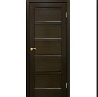 Двері міжкімнатні шпоновані Відень глухі Оміс