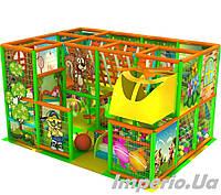 Детский игровой лабиринт (детская игровая комната) Волшебный лес, фото 1